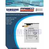 Bateria Samsung Tab 4 Sm-t230 Agente Autorizado Samsung