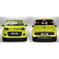 Fiat Novo Uno 2017 Y Mini Cuotas Nj