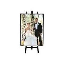 Porta Retrato Cavalete 10x15 Vertical Lembrancinha - 110 Und