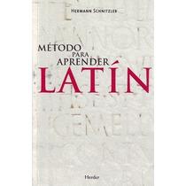 Schnitzler Hermann- Curso De Latín + Multimedia