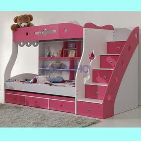 Muebles de fibrofacil infantiles camas en mercado libre argentina - Muebles para chicos ...