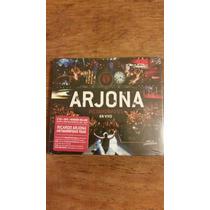 Ricardo Arjona Metamorfosis Cd+dvd ( Deposito Mi Cuenta 850