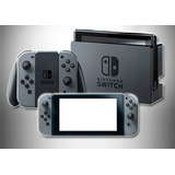 Nintendo Switch Color Gris Skin Regalo - Tiendita De La Vaca