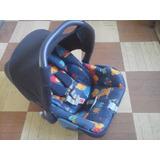 Combo Silla Nido Auto + Otros Productos Para Bebé