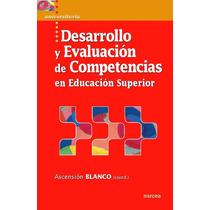 Ebook Desarrollo Y Evaluación De Competencias