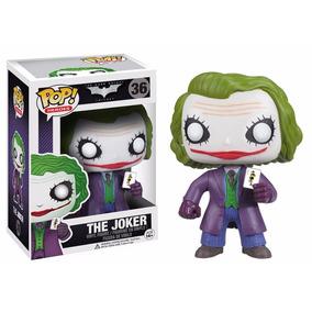 Joker Funko Pop Dark Knight Trilogy Figura Vinil Guason