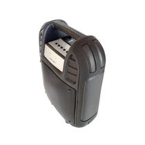 Caixa Som Amplificada Potente Bluetooth Bateria Usb Fm 20b