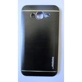 Capa Metal Galaxy Grand 2 Duos G7102 7102