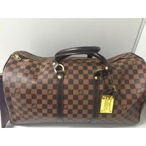 Mala De Viagem Louis Vuitton Keepall.varios Cores