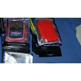 Funda Silicon Blackberry 8520 Varios Colores