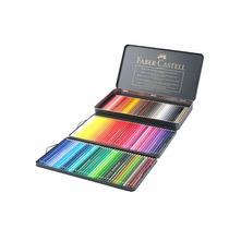 Colores Profesionales Faber Castell Polychromos 120 Piezas