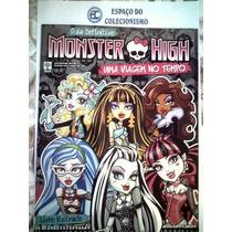 Álbum Figurinhas Monster High 2015 Completo Para Colar