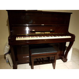 Piano Vertical C. Otto Berlin Impecable Estado