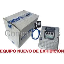 Rotuladora Brother Pt-2100 Escritorio 180 Dpi 10 Mm/seg