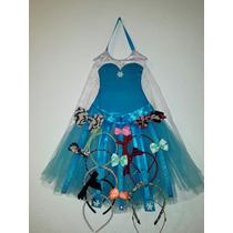 Vestido De Princesas Para Moños