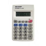 Calculadora Básica De 8 Dígitos Branca El233sbk