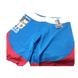 Bermuda Red Nose Fight Shorts Academia Verão Ufc Mma Saldão