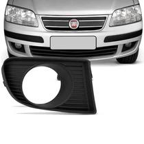 Grade Farol Milha Parachoque Fiat Idea 2005 A 2010 L Direito