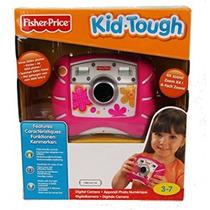 Juguete Fisher-price Kid-tough Cámara Digital (rosa)