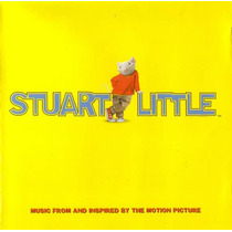 Cd Trilha Sonora Do Filme O Pequeno Stuart Little