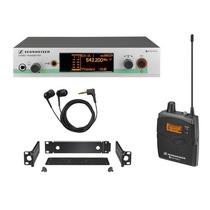 Sennheiser Modelo Ew 300 Iem G3 Microfone Novo (und)