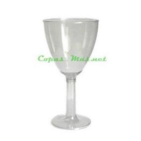 Paquete De 210 Copas Vino Blanco De Plástico Cristal