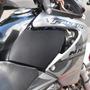 Protetor Lateral Tanque Fib Carbono Moto Honda Nx 400 Falcon
