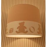 Pendente / Lustre / Luminária Ursos/ Quarto De Bebê/ Criança