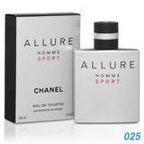 Perfume Original Allure Homme Sport By Chanel 100ml Ref025