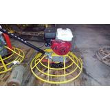 Alisadora De Concreto Piso Polido 36 C/ Motor 9 Hp Petrotec