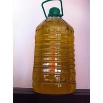 Aceite Vegetal Base (5 Litros) Para Masaje
