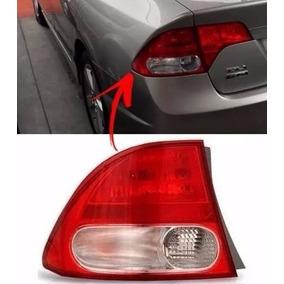 Par Lanterna Honda New Civic 2007 2008 2009 2010 2011