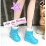 Tenis Para Boneca Barbie * Sapatinho Original Sapato Bota