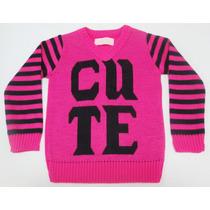 Blusa De Linho Infantil - Cute