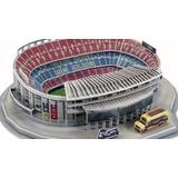 Camp Nou - Maqueta Nano Stad -109 Piezas - Giro Didactico