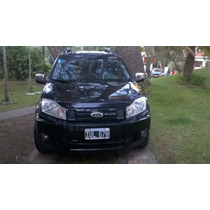 Ford Ecosport Xlt 2.0 Full Tap De Cuero 116.000 Km 1 Mano