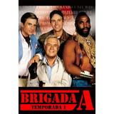 Brigada A Serie Completa - 5 Temporadas Valor X C/u