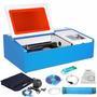 Maquina Laser 40w Corte Y Grabado Laser
