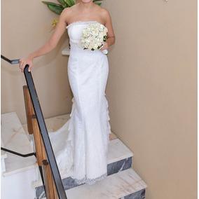 Vestido De Noiva Modelo Sereia