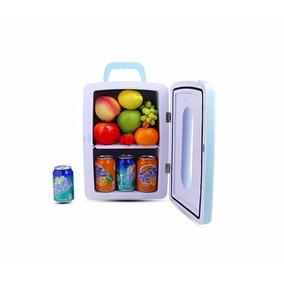Refrigerador Compacto, 12l Capacidad 12v Refrigerador / Cale