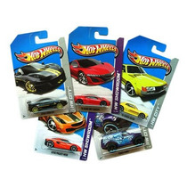 Juguete Carros Hot Wheels Mattel