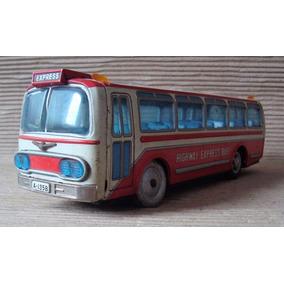 Colectivo De Chapa Litografiada Highway Express Bus Japan