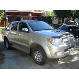 Deflector De Capot Toyota Hilux 2005 06 07 08 09 2010 2011