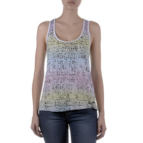 Remera Lee Stacy Tank Mujer Multicolor (10760448825201)