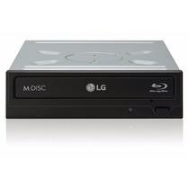 Gravador Blu-ray 16x Drive Lg Wh16ns40 3d, Bd, Dvd, Cd Sata