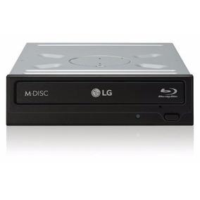 Gravador Blu-ray 14x Drive Lg Wh14ns40 3d, Bd, Dvd, Cd Sata
