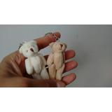 Mini Ursinhos De Pelúcia 6,0 Cmts(consultar Valor Do Frete)