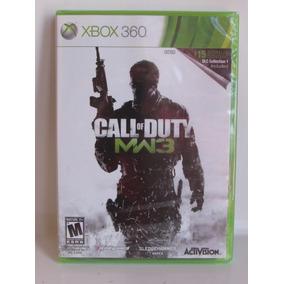 Call Of Duty Modern Warfare 3 Original Lacrado Xbox 360
