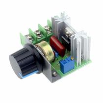 Regulador De Voltaje 120/240 Controla Motor, Cautin, Dimmer