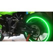 Envío Incluido Reflejante Rin De Motocicleta Stickywow